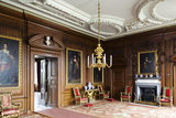 The Saloon at Belton House, Lincolnshire, UK