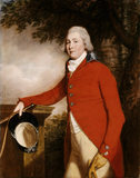 PORTRAIT OF JOHN HUNGERFORD PENRUDDUCK by Thomas Beech (1738- 1806)