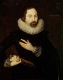 PORTRAIT OF ?SHARINGTON TALBOT THE ELDER