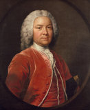 HENRY ARTHUR HERBERT, FIRST EARL OF POWIS (1703-72) attributed to Thomas Hudson (1701-79)