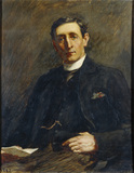 Portrait of SIR WILLIAM PARKER 10th Bt