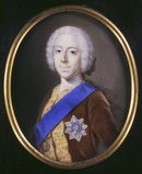Miniature of THE YOUNG PRETENDER [BONNIE PRINCE CHARLIE] by Telli at Gunby Hall