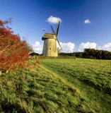 Bembridge Windmill, built c. 1700