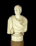 A marble bust of George III by Richard Westmacott, RA (1775-1856)