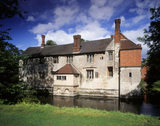 View of the West Side of Baddesley Clinton