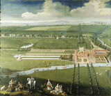 VIEW OF CHARLECOTE PARK c. 1696