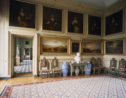 The Beauty Room at Petworth looking North