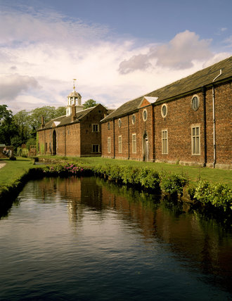 The Stables and Clockhouse at Dunham Massey