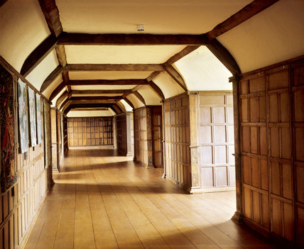 Barrington Court - The Long Gallery