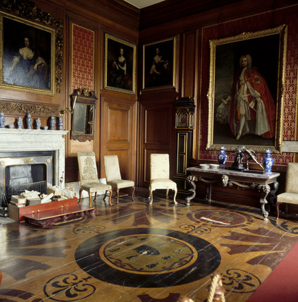 Tyrconnel Room At Belton House Belton House At National Trust