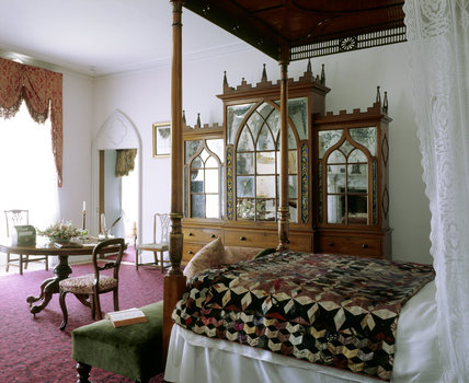 The Parnell Bedroom, Castle Ward