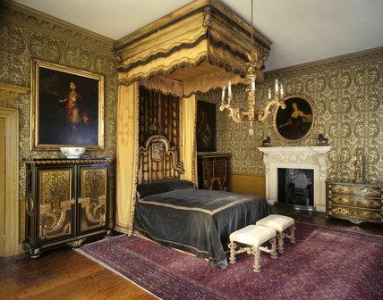 The Queen S Room In The Treasurer S House York Treasurer