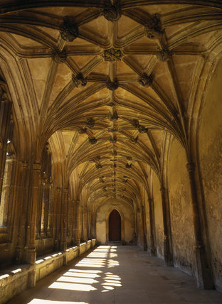 The Cloisters of the north walk