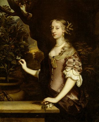 KATHERINE ASHE (1652-1739), wife of William Windham I after Lely