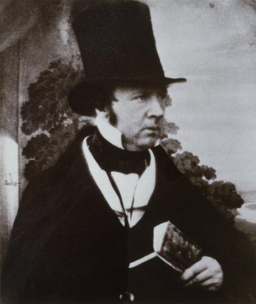 Claude Glass Henry Fox Talbot