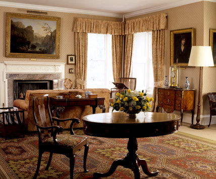 The Drawing Room at Trerice