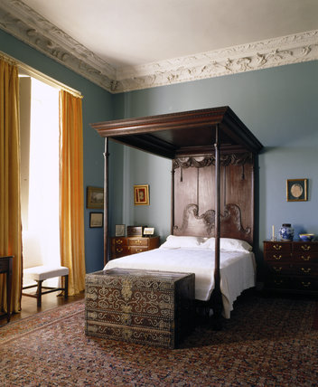The Countess' Bedroom at Florence Court