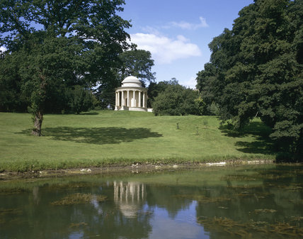 The temple of ancient virtue at stowe landscape gardens stowe the temple of ancient virtue at stowe landscape gardens workwithnaturefo