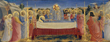Fra Angelico / Burial of Mary / c.1434