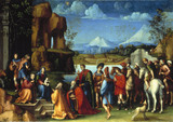 Adoration of the Kings / Francia / 1500
