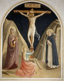 Fra Angelico /Christ on the Cross/c.1437