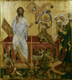 Resurrection of Christ/Hohenfurth/c.1350