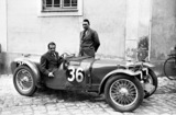 Riley racing car 1934