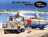 Land Rover Series II 1958