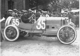 1914 GP de l'ACF at Lyon - Thomas - Delage