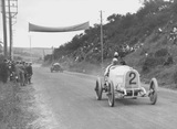 1914 GP de l'ACF at Lyon - 2 Jorns - Opel & 5 Boillot - Peuge
