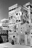 Buildings at Sanaa
