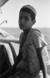 Boy on dhow