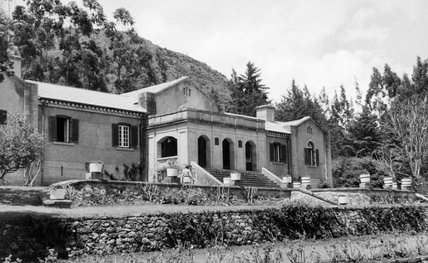 New British Legation in Addis Ababa