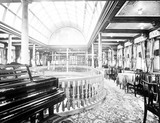 The Music Room on board MOLDAVIA