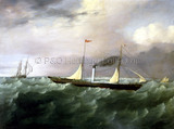 ROYAL TAR in rough seas