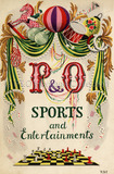 P&O Sports and Entertainments card