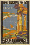 Tours in Sicily and Italy - Orient Line