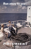 Run away to sea! - P&O-Orient Lines