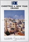 P&O Christmas & New Year Cruises - Jerusalem