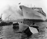 CANBERRA launched at Belfast