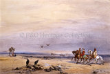 """Moors and Arabs on Horseback"""