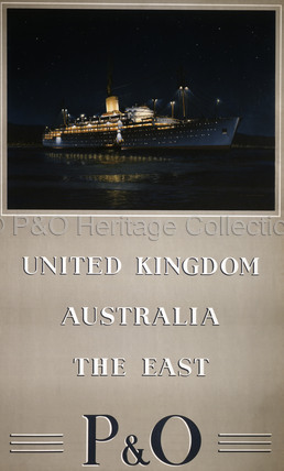 United Kingdom, Australia and the East