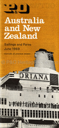 Australia and New Zealand by P&O