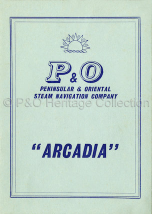 Information leaflet about ARCADIA