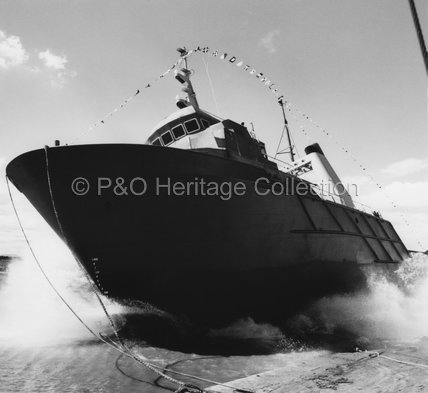 Launch of LADY KATHLEEN