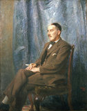 Portrait of Howard Carter