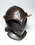 Close helmet, of Todenkopf Form