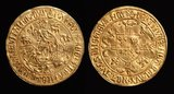 Samson or Fort d'Or Coin for Charles of France
