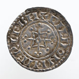 Silver Penny from the Reign of William I