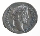 Roman Imperial Coin from the Reign of Antoninus Pius